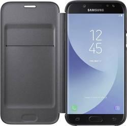 Etui porte-feuilles Samsung Wallet Cover Adapté pour: Samsung Galaxy J5 (2017) noir