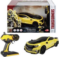 Voiture de tourisme électrique Dickie Toys RC Transformers Bumblebee brushed 2,4 GHz prêt à rouler (RtR) 1:18