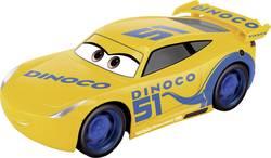 Voiture de tourisme électrique Dickie Toys RC Cars 3 Turbo Cruz Ramirez brushed 2,4 GHz prêt à rouler (RtR) 1:24