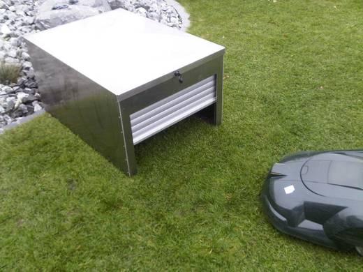 abri pour tondeuse robot working robots d3229. Black Bedroom Furniture Sets. Home Design Ideas