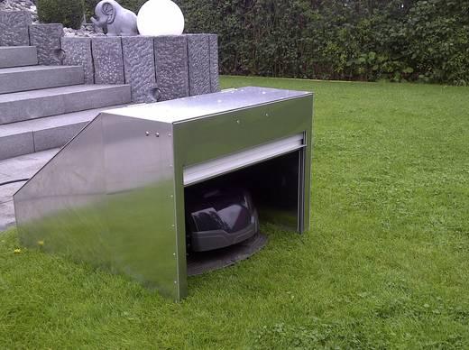 abri pour tondeuse robot working robots d3232. Black Bedroom Furniture Sets. Home Design Ideas