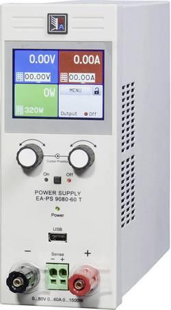 EA Elektro-Automatik EA-PS 9200-25 T Alimentation de laboratoire réglable 0 - 200 V/DC 0 - 25 A 1500 W USB, USB-Host Aut