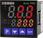 Régulateur de température PID EMKO ecoPID.4.5.2R.S.0 230 VAC TC, RTD, fonction de chauffage ou de refroidissement 2 x relais 1 x SSR