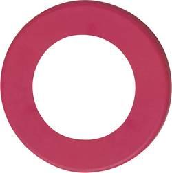 Bague de couvercle ifm Electronic E80374 rouge (Ø x h) 100 mm x 10 mm Adapté pour capteurs: Ifm type KT50 1 pc(s)