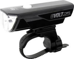 Phare de vélo Cateye GVOLT25 HL-EL360G-RC LED unicolore à batterie noir