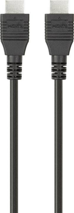 HDMI Câble de raccordement [1x HDMI mâle - 1x HDMI mâle] 2 m noir