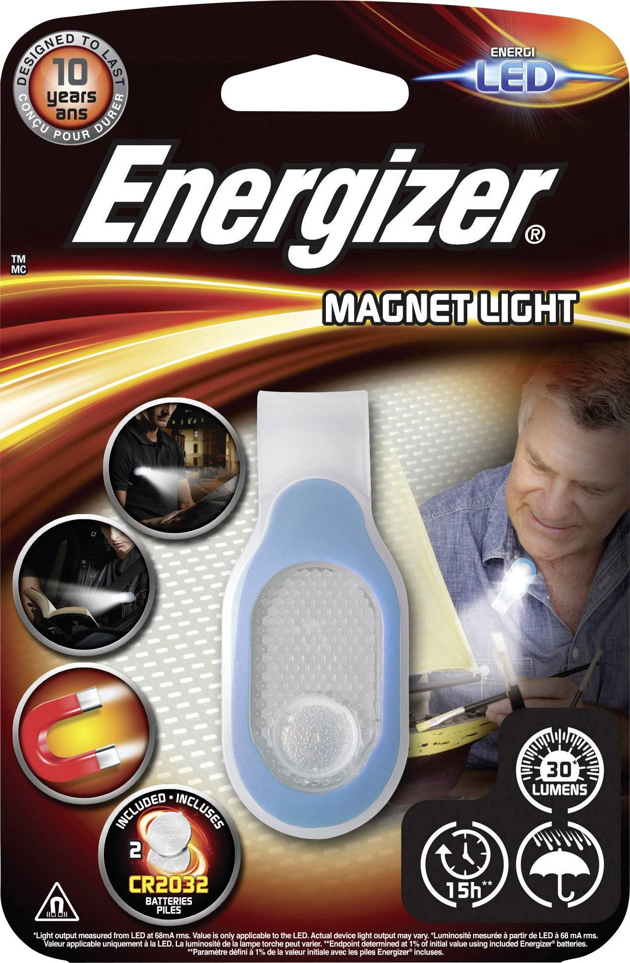 Led Support Poche Magnet De Energizer Mini Lampe Light Avec FJK1cTl3