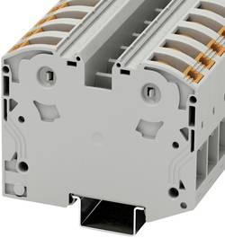 Borne de puissance Phoenix Contact PTPOWER 35 3212064 Nombre total de pôles: 2 2.5 mm² 35 mm² gris 10 pc(s)
