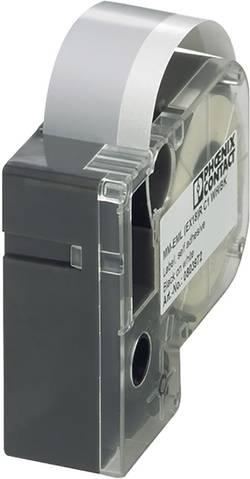 Étiquettes pour imprimantes à transfert thermique Phoenix Contact MM-EML (EX18)R C1 SR/BK 803976 argent, noir 1 pc(s)