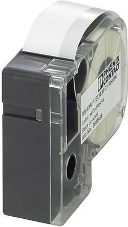 Étiquettes pour imprimantes à transfert thermique Phoenix Contact MM-EMLF (EX10)R C1 WH/BK 803937 blanc, noir 1 pc(s)