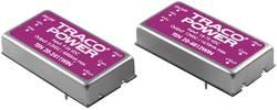 Convertisseur CC/CC pour circuits imprimés TracoPower TEN 20-4823WIN Nbr. de sorties: 2 x 48 V/DC 15 V/DC, -15 V/DC 665
