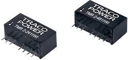 Convertisseur CC/CC pour circuits imprimés TracoPower TMR 2-2423WI Nbr. de sorties: 2 x 24 V/DC 15 V/DC, -15 V/DC 65 mA