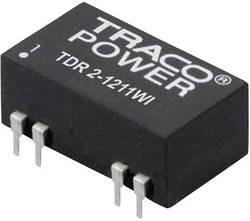 Convertisseur CC/CC pour circuits imprimés TracoPower TDR 2-4822WI Nbr. de sorties: 2 x 48 V/DC 12 V/DC, -12 V/DC 83 mA