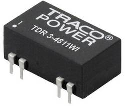 Convertisseur CC/CC pour circuits imprimés TracoPower TDR 3-1222WI Nbr. de sorties: 2 x 12 V/DC 12 V/DC, -12 V/DC 125 mA