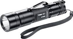 Lampe de poche Walther TGS20 LED avec clip ceinture, avec dragonne à batterie, à pile(s) 300 lm 27 h 92 g