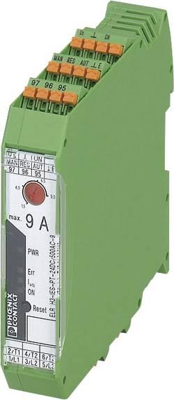 Contacteur moteur Phoenix Contact ELR H3-I-PT- 24DC/500AC-9 2903924 Courant de charge: 9 A Tension de commutation (max.)