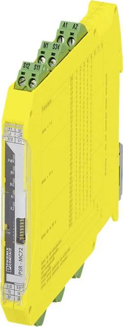 Relais de sécurité Phoenix Contact PSR-MC72-2NO-1DO-24DC-SP 2702097 24 V/DC 3 NO (T) 1 pc(s)