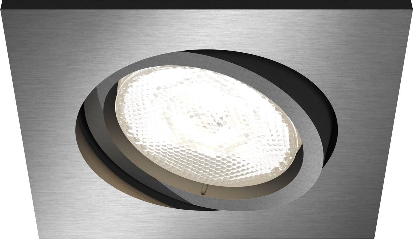 Nouvel Spot LED encastrable LED intégrée Philips Lighting Shellbark BM-66