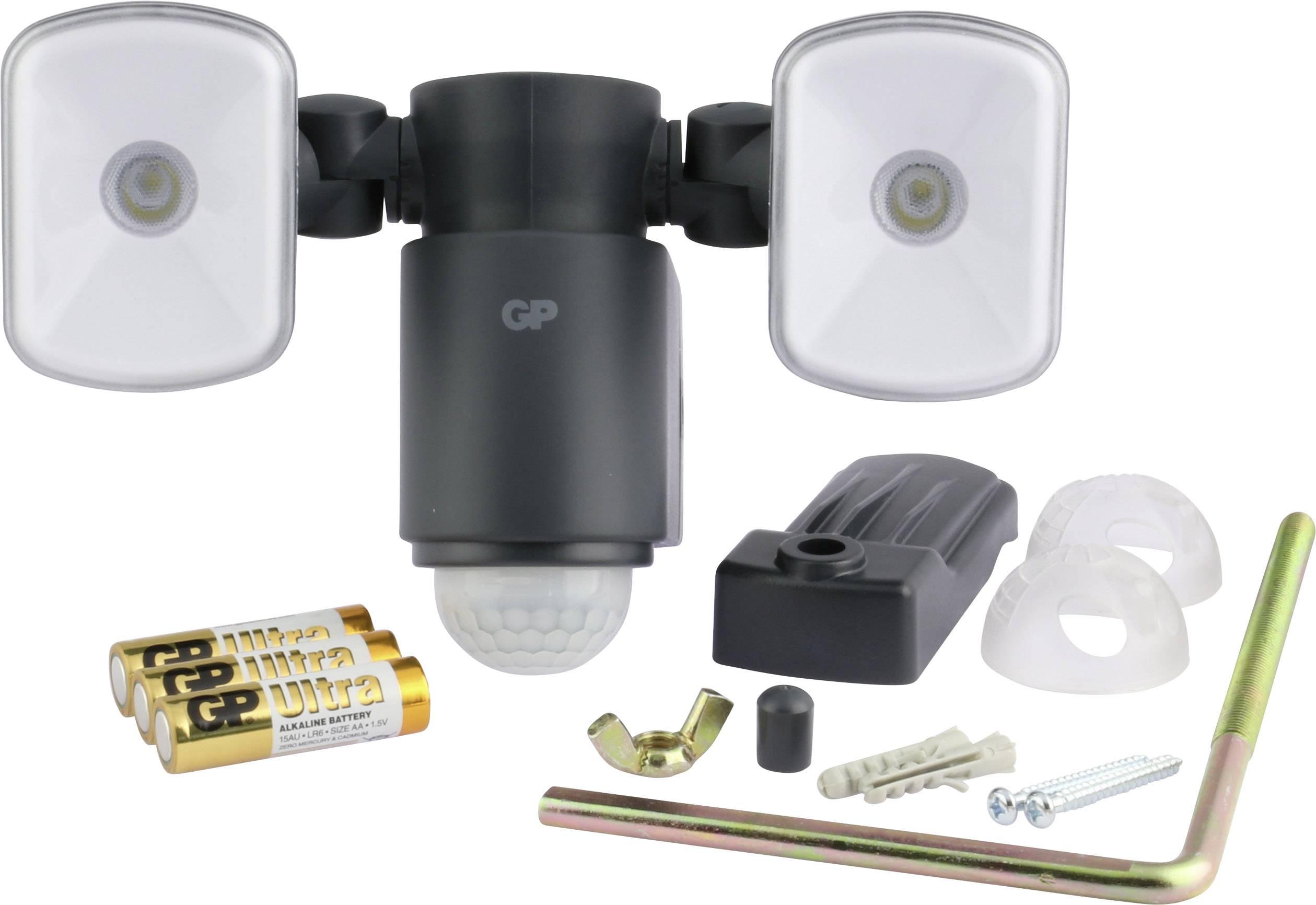 Spot exterieur avec detecteur de mouvement amazing jago for Spot detecteur mouvement exterieur