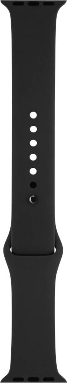 Bracelet sport Apple MJ4F2ZM/A 38 mm noir