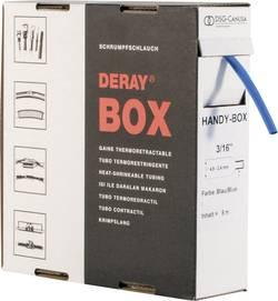 Gaine thermorétractable sans colle 2:1 DSG Canusa DERAY-Box 8610254502 bleu Ø avant retreint: 25.40 mm 3 m