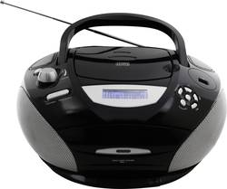 Radio-CD FM SoundMaster SCD5950SW noir
