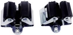 Berger & Schröter 30118 Set de 2 supports d'appareils (L x l x h) 50 x 55 x 40 mm