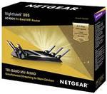 Routeur Wi-Fi tri-bande AC4000 Netgear Nighthawk X6S