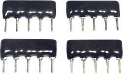 Résistance à couche épaisse TANCAP SIP-B08-470G 47 Ω THT SIP-8 0.125 W 1 pc(s)