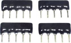 Résistance à couche épaisse TANCAP SIP-A09-471G 470 Ω THT SIP-9 0.125 W 1 pc(s)
