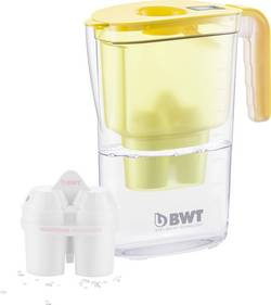 Carafe filtrante BWT 0815445 2.6 l jaune 1 pc(s)