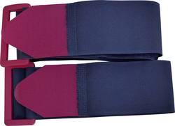 Bande auto-agrippante TRU COMPONENTS 906-330-Bag 1586402 avec boucle partie velours et partie crochets (L x l) 630 mm x