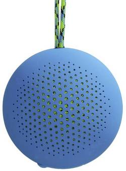 Boompods Rokpod Enceinte Bluetooth fonction mains libres, outdoor, anti-chocs