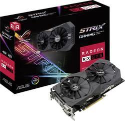 Carte graphique Asus AMD Radeon RX 570 Strix 4 Go RAM GDDR5 PCIe x16 HDMI™, DVI, DisplayPort
