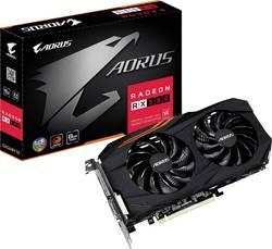 Carte graphique Gigabyte AMD Radeon RX 580 Aorus 8 Go RAM GDDR5 PCIe x16 HDMI™, DVI, DisplayPort