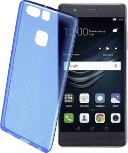 Coque arrière Cellularline Color Adapté pour: Huawei P9 bleu