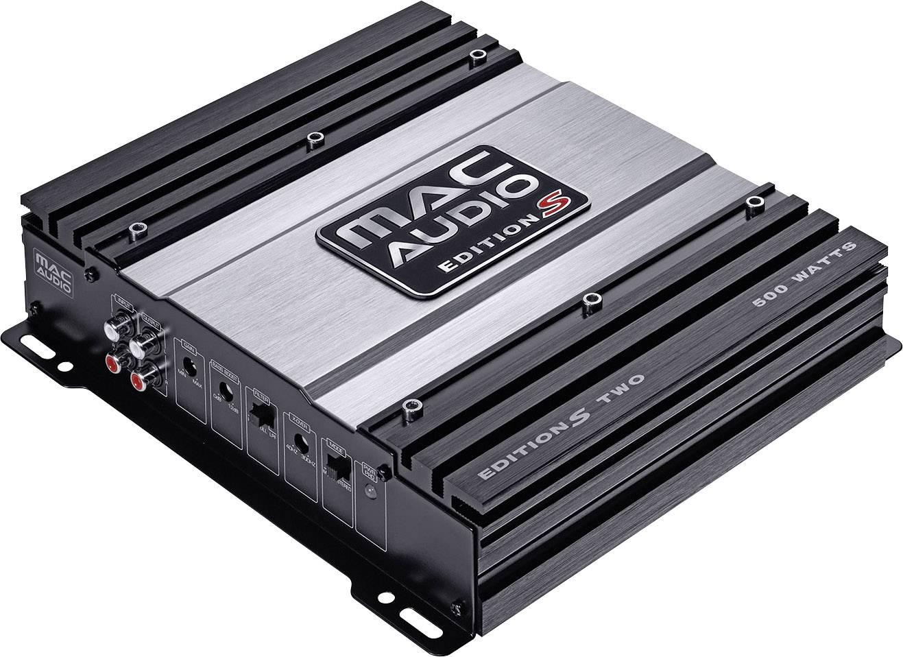 Mac audio mPExclusive 4 amplificateur 4 canaux 500 w