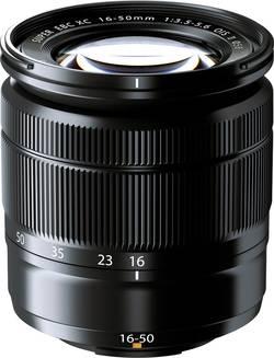 Objectif zoom Fujifilm XC 16-50 mm schwarz f/3.5 - 5.6 16 - 50 mm