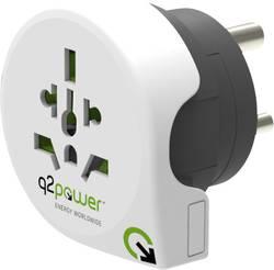 Adaptateur de voyage Q2 Power 1.100240