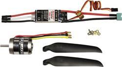 Kit moteur brushless pour modèle réduit d'avion Multiplex 1-00103 Convient pour: Multiplex Funray