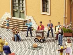 """Scènes sonores """"musiciens de rue"""" N NOCH 12955"""