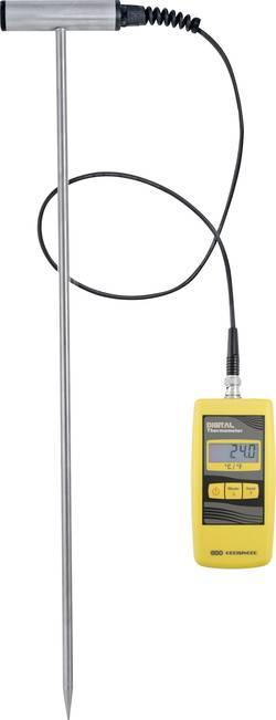 Greisinger SoilTemp 285 Appareil de mesure de température -50 à 250 °C Type de sonde Pt1000 Etalonné selon: d'usine (sa