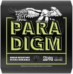 Cordes de guitare électrique Ernie Ball 2021 Paradigm Regular 010-046