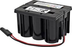 Batterie au plomb 12 V 2.5 Ah EnerSys Hawker Cyclon F2x3 plomb (AGM) (l x h x p) 114 x 89 x 70 mm câble sans entretien,
