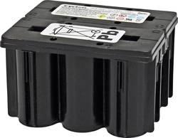 Batterie au plomb 12 V 2.5 Ah EnerSys Hawker Cyclon F2x3 plomb (AGM) (l x h x p) 114 x 89 x 70 mm connecteur plat 6,35 m