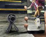 Caméra d'action panoramique renkforce VRCAM-580HD