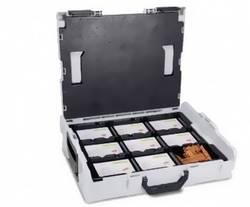 Assortiment de bornes pour boîte de dérivation WAGO 887-918 flexible: 0.14-4 mm² rigide: 0.14-4 mm² 1 set