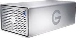 Système multi-disque dur externe G-Technology G-Raid Removable 12 To argent