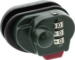 Verrou de pontet avec serrure à combinaison Burg Wächter Gun Lock GL 345 SB vert foncé 1 pc(s)