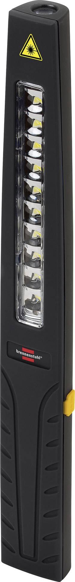 Lampe de camping, Lampe de travail, Lampe de poche Brennenstuhl Akku Mini Stableuchte LED avec support magnétique à batt